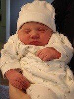 Chiropractor homebirth baby